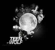 teenwolf by funjess