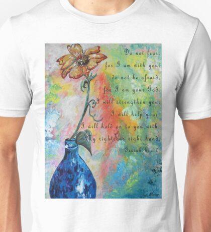 Isaiah 41 Unisex T-Shirt