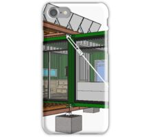 Container house - HoneyBox INC. iPhone Case/Skin