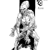 The Alien Predator by Vinvilland