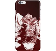 Dragon Dog iPhone Case/Skin
