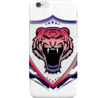 SOUTHERN TIGER JDT iPhone Case/Skin