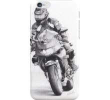 (Drawing) Brans Track Day iPhone Case/Skin