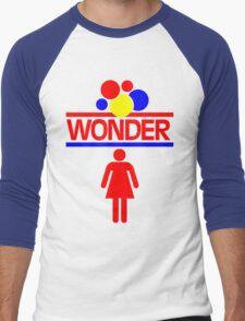 Wonder Woman Men's Baseball ¾ T-Shirt