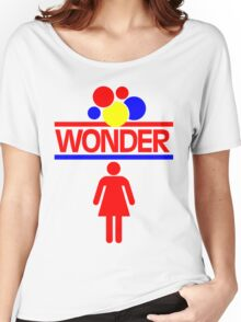 Wonder Woman Women's Relaxed Fit T-Shirt