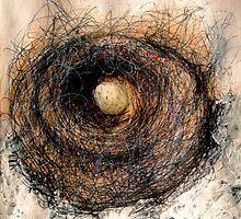 birds' nest by Michele Meister