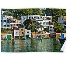 Cala D'Or Marina Poster