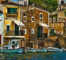 Porto Colom Majorca by Tarrby