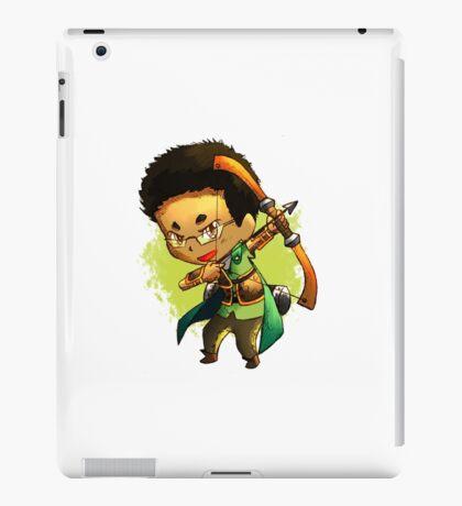 Chibi Archer iPad Case/Skin