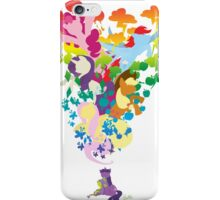 Friends Dreaming Colour iPhone Case/Skin
