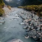 New Zealand Rivers by Andrew Dickman