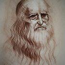 Leonardo da Vinci by Lynn Hughes