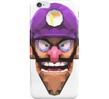 Triangle Waluigi iPhone Case/Skin