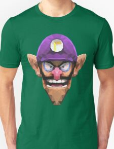 Triangle Waluigi T-Shirt