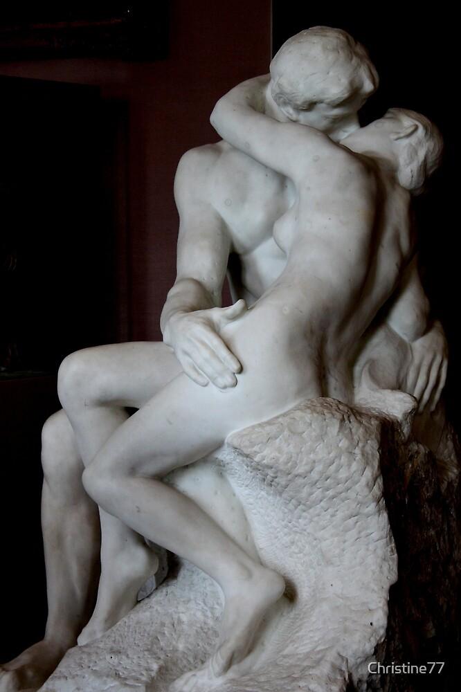 Eternal Embrace (Musee Rodin, Paris, France) by Christine Oakley