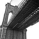 brooklyn bridge | new york city by Anthony Hennessy