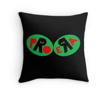 pro era Throw Pillow