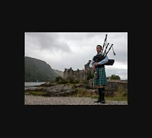 The Bagpiper Unisex T-Shirt