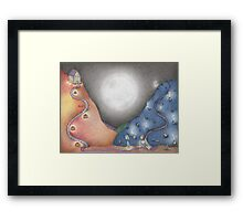 Trick or Treat 3 - Almost Home Framed Print