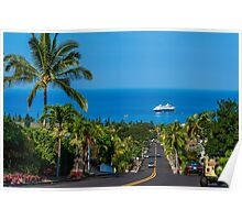 Welcome to Hawaii, Big Island Poster