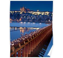 An Evening with Charles Bridge Poster