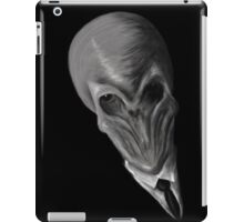 Doctor Who- The Silence iPad Case/Skin