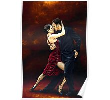 That Tango Moment Poster