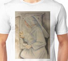 Nun at Vila de Este, Italy Unisex T-Shirt