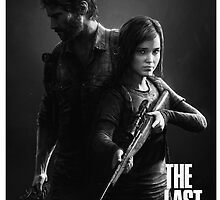 the last of us remastered by axelcrunch