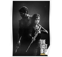 the last of us remastered Poster