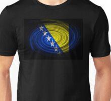 Bosnia Twirl Unisex T-Shirt