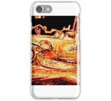 Psychedelic Elegance iPhone Case/Skin