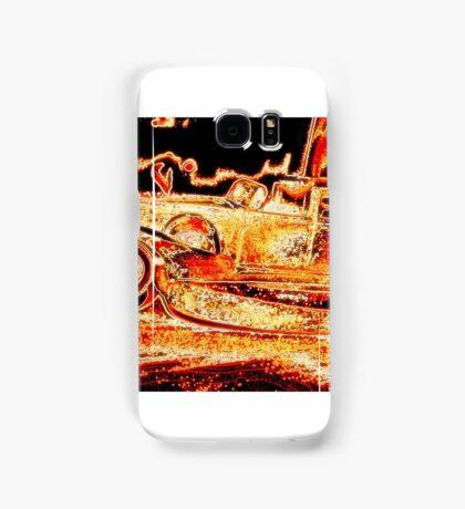 Psychedelic Elegance Samsung Galaxy Case/Skin