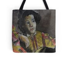 Postcard from Europe - a study of Caravaggio Tote Bag