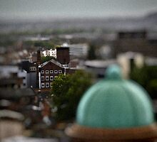 Its a Grainy Day in Nottingham by Thomas Scurr