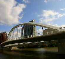 Main Street Bridge by Brent McMurry