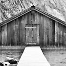 The Boathouse in Bavaria by ColeCollection