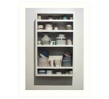 Shelf Life Art Print