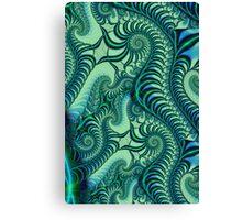 Seahorses Canvas Print