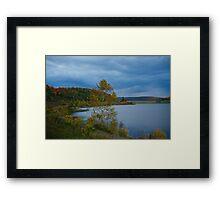 The Tioga Hammond Lake Framed Print