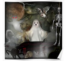 Snowdrop - The Spooky Ghost ! Poster