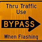 Bypass  -  A World of Words by Buckwhite