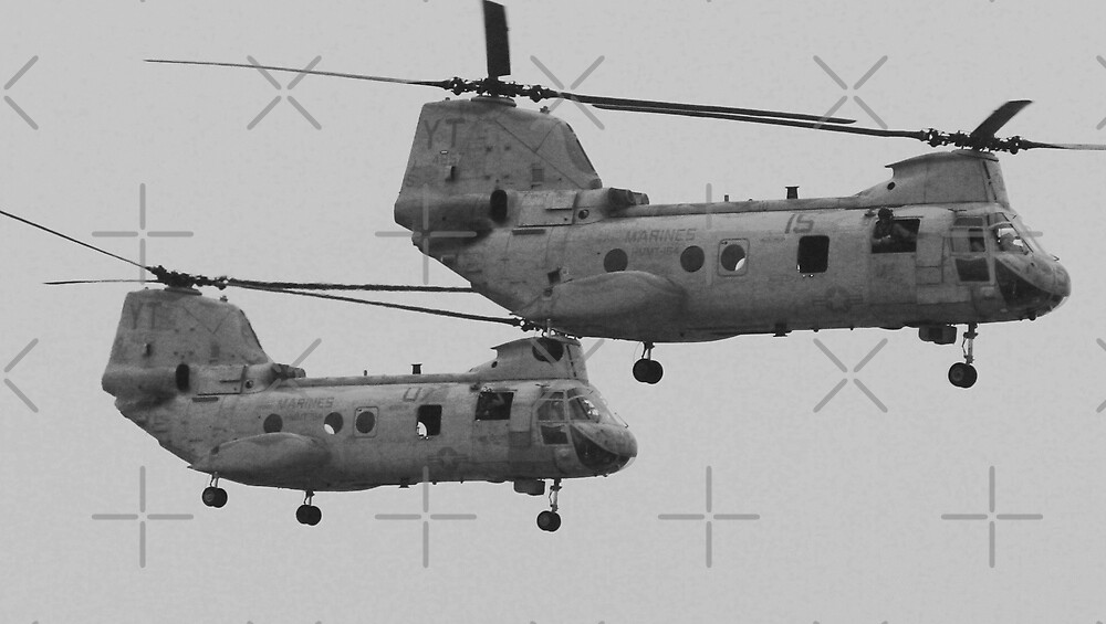 U.S. Military Helicopters by Heather Friedman