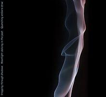 Smoky Blues Torso by Richard G Witham