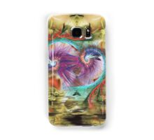 11-psychedelic abstract Samsung Galaxy Case/Skin