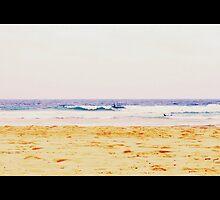 Golden Beach by Byzeee