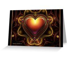 Carmilas Jewel Greeting Card