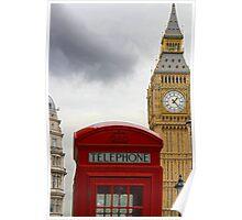 London, England Poster