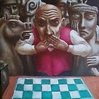 The Chess Man by James  Skelton Smith