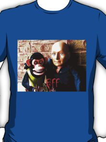 Hugo and Jolly Chimp: BFF T-Shirt